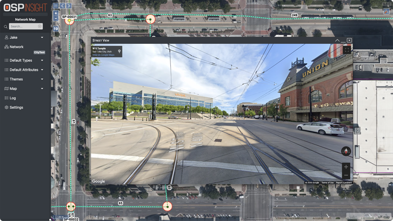 OSPInsight Web - Street View (Full)